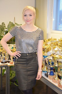 Emma Kimiläinen-Liuski julkaisee esikoiskirjan